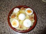 Atascaburras (Patatas con bacalao)
