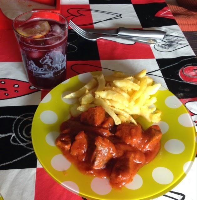 Estofado de ternera con tomate