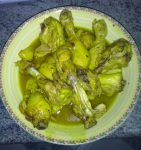 Muslos de pollo a lo casero