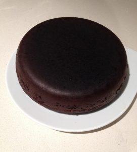 Receta de Bizcocho de chocolate en olla GM Alfa