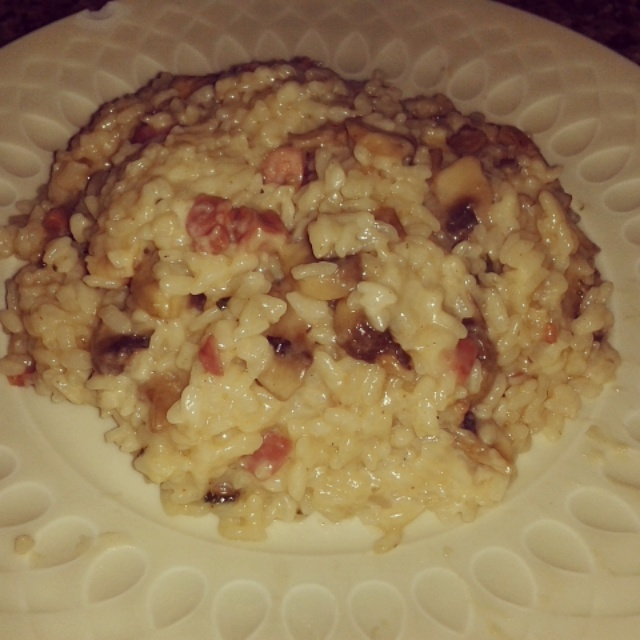 Risotto style=