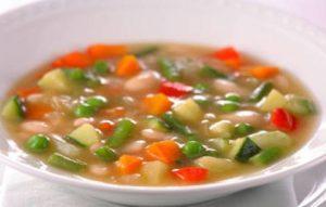 Menestra de verduras murciana