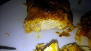 Pechugas de pollo Wellington