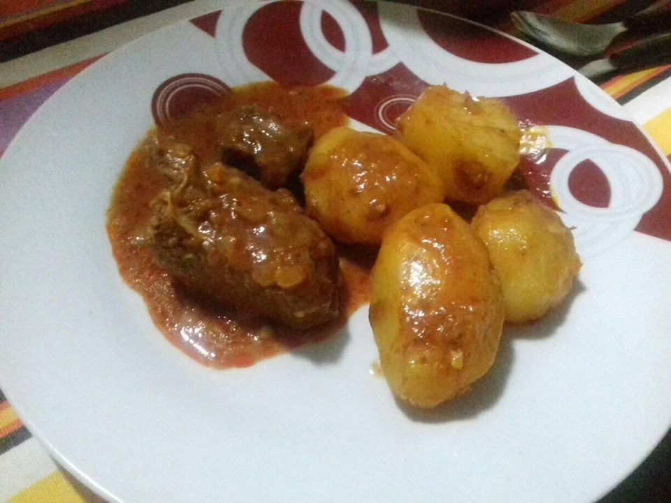 Carne style=